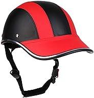 Adjustable Bike Cycling Helmet Baseball Cap Anti UV Safety Bicycle Helmet Men Women Road Bike Helmet for Outdo