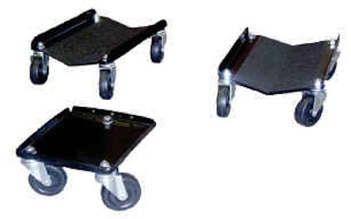 Larin SSD-3 Deluxe Snowmobile Dolly Set