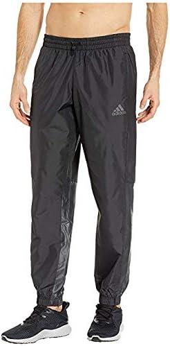 [adidas(アディダス)] メンズウェア・ジャケット等 Wind Pants Black US MD (M) 30 [並行輸入品]