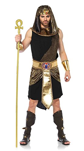 Egyptian Couples Costumes (Egyptian God Adult Costume - Medium/Large)