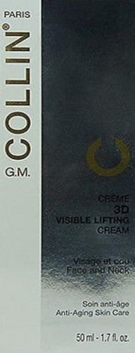 G.M. GM Collin 3D Visible Lifting Cream 50ml(1.7oz) Brand New