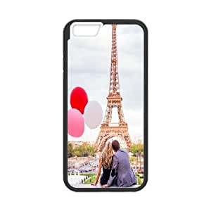 LTTcase Customised Eiffel Tower Case for iphone 6 plus 5.5""