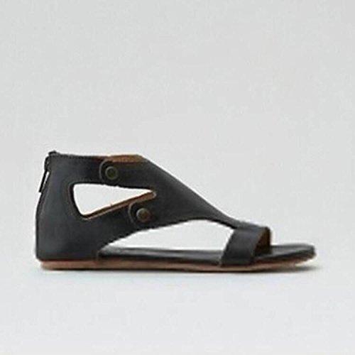 Donyyyy Señoras sandalias, zapatos grandes y enfriar los zapatos Thirty-eight