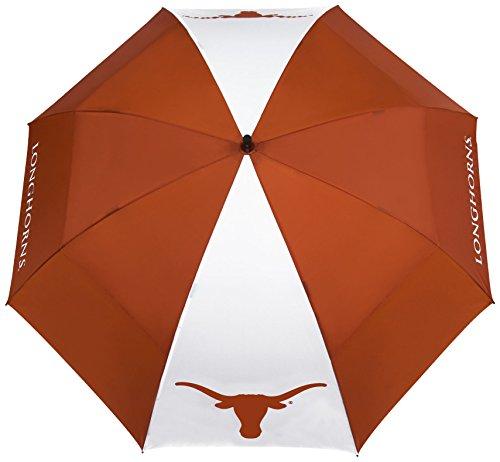 (Team Effort Texas Longhorns Windsheer Lite Umbrella)