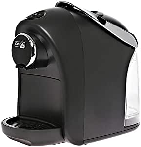 Caffitaly Cyprea S12 Coffee Maker, Black