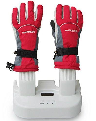 Ozone Generator Shoe Sanitizer Boot Dryer - Great for Odors