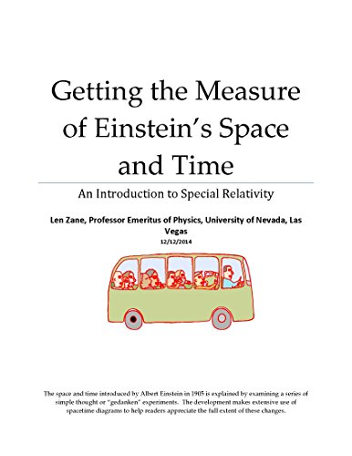 Getting the Measure of Einstein's Space and Time: An Introduction to Special Relativity