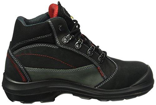 Giasco 33N39C39 Ohio Bottes à lacets S3 Taille 39 Noir/Gris