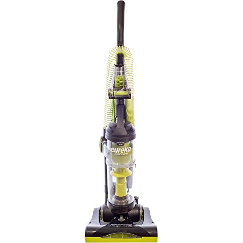 Eureka Airspeed Turbo Deep Clean Lightweight Upright Bagless Vacuum with Crevice Tool