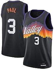 Chris Paul Phoenix Suns Black City Edition Swingman Jersey, Men's Jersey