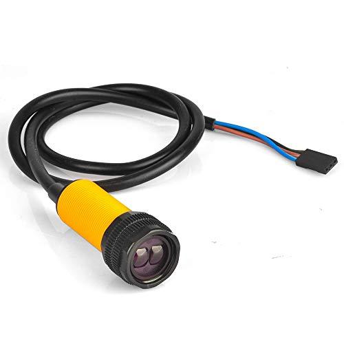 Sharp Ir Sensor - Gowoops Infrared Photoelectric Sensor E18-D80NK Obstacle Avoidance for Arduino Robot Car