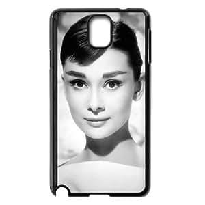 Samsung Galaxy Note 3 Phone Case Black Audrey Hepburn VGS6020143