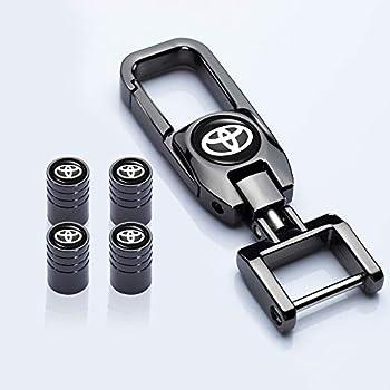 Amazon.com: INCART Universal Steel (4pcs) Car Tire Valve ...