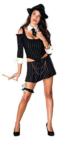 Faerynicethings Mafia Princess Costume -