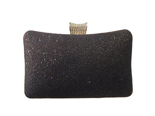 pochette handbag American clutches Woman's elegant cristals bright 1st with B5xxq8Cw
