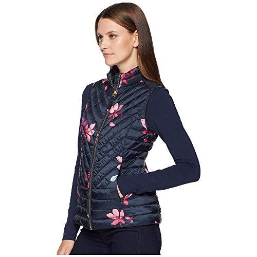 (ジュールズ) Joules レディース トップス ベスト?ジレ Brindly Printed Chevron Quilted Vest [並行輸入品]