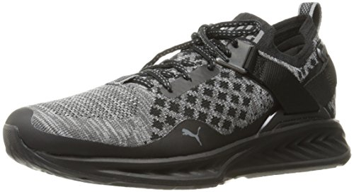 Ignite Black Trainer LO WNS PUMA Shoe Puma Shade Pavement asphalt quiet Women's Cross Evoknit vnZqWHW50x