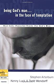 Being God's Man in the Face of Temptation 1578566819 Book Cover