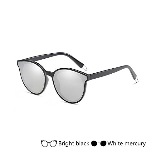 Lujo Gafas Sol F De H De De TIANLIANG04 Retro Gafas Gradiente Espejo Para De Damas Vintage Gafas Mujer Sol zxCTdTYqwH