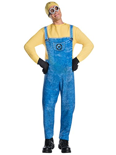 Rubie's Costume Co Despicable Me 3 Movie Minion Costume, Jerry, X-Large -