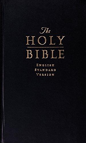 ESV Pew Bible (Black)