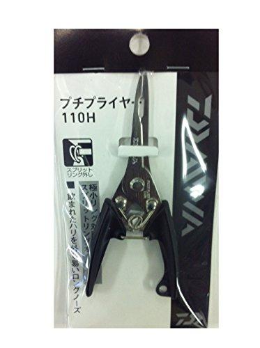 ダイワ(Daiwa) プチプライヤー 110H ブラックの商品画像
