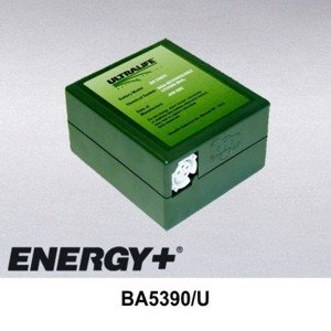 FedCo Batteries Compatible with Ultralife BA5390A-U 11100mAh Military Battery For Radio Communications And Military Applications