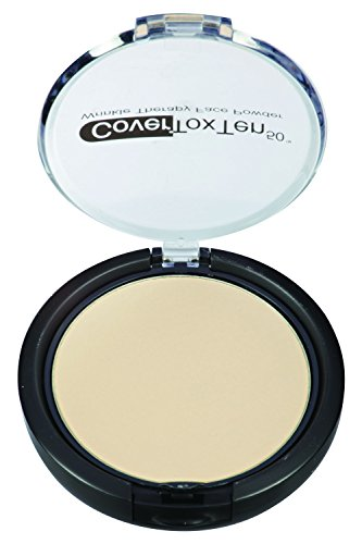 Physicians Formula Covertoxten Wrinkle Therapy Face Powder, Translucent Light, 0.3-Ounces
