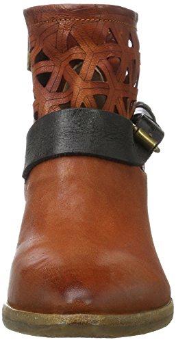 Boots Malaga 0001 Malaga Brown Women's Satur Malaga Cowboy Nero A 98 S wWnBqH0x6X