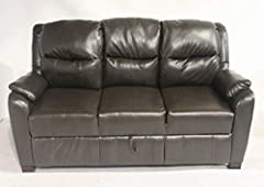 This is a very well built, GENUINE England Furniture/ La-Z-Boy product. England furniture is a division of La-Z-Boy and all of their products are manufactured right here in the USA in New Tazewell, Tennessee. This sofa can sit tight to your w...