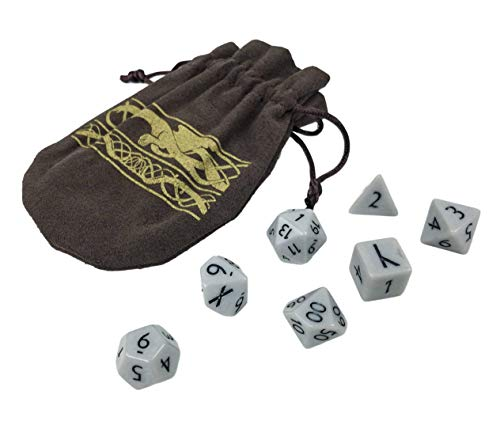God of War Ashes Dice Bag w/Dice ()
