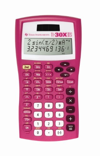 Texas Instruments 2-Line Scientific Calculator - 50% Off Regular Price