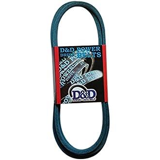 D/&D PowerDrive 11A1130 Metric Standard Replacement Belt