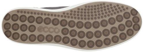 Tenis Hombre titanium Top Ecco High Grau Para Soft 2244 Tie 7 q0qXBw7