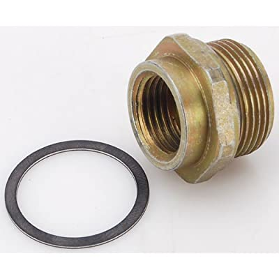 JEGS Performance Products 15988 Carburetor Adapter Fitting