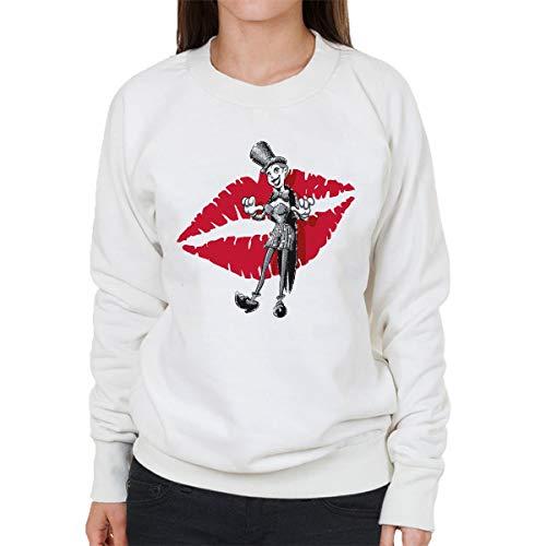Rocky Horror Picture Show Columbia Women's Sweatshirt]()