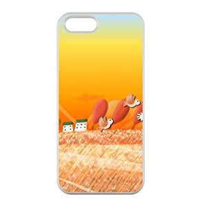 Welcome!Iphone 5/5S Cases-Brand New Design Beautiful Autumn Scenery Printed High Quality TPU For Iphone 5/5S 4 Inch -02