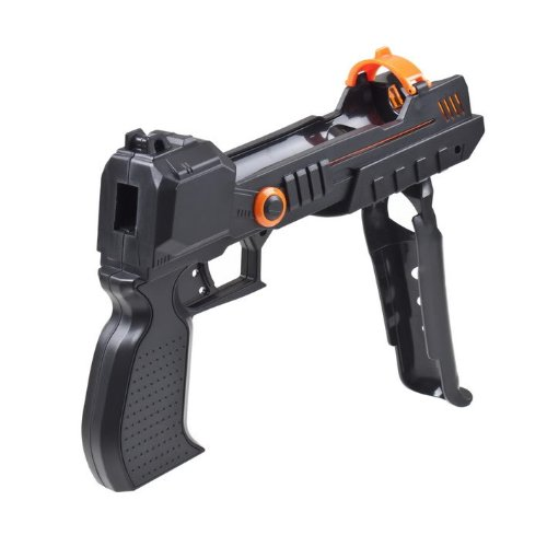 Precision Shot Hand Gun PS Move Motion Controller for Sony PS3 Shooting Game (Ps3 Shooting Games With Gun For Move)