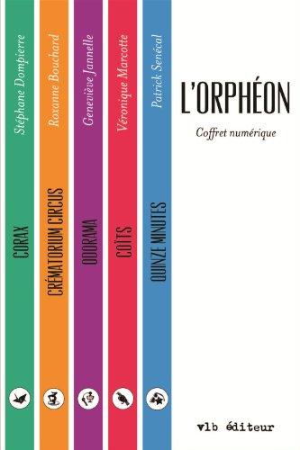 L'Orphéon - 5 tomes
