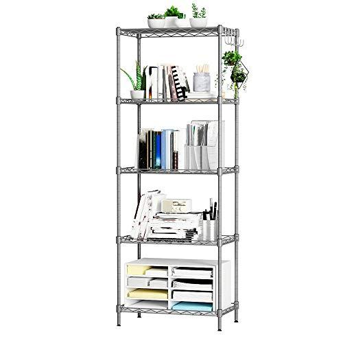 5-Layer Storage Rack,Household Goods Storage Rack,Books Stor