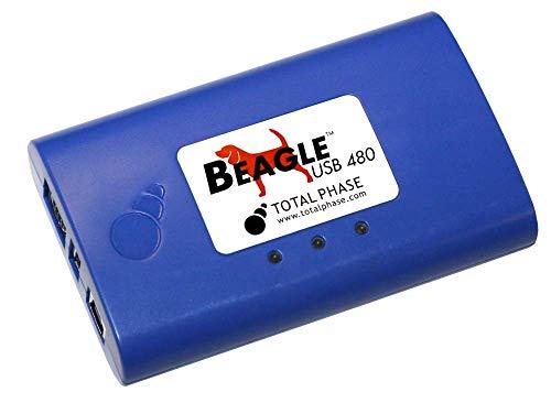 480 Units - Total Phase: Beagle USB 480 Protocol Analyzer unit, Aardvark I2C/SPI Host Adapter and Beagle I2C/SPI Protocol Analyzer Pack