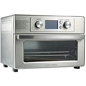 Amazon.com: Farberware Air Fryer Toaster Oven - No Oil, No