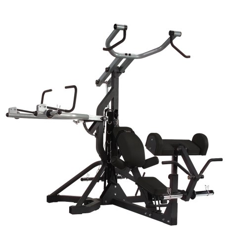 Body Solid SBL460 PowerLift Freeweight Leverage Gym Body Solid