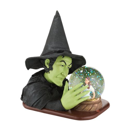 Department 56  Wicked Witch/Dorothy Waterball