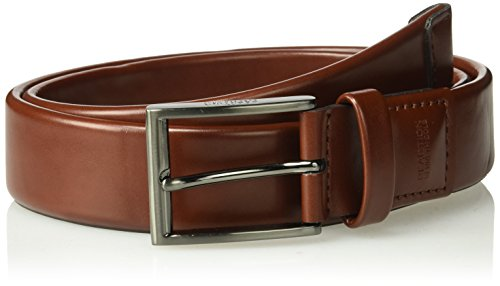 Kenneth Cole REACTION Men's Belt With Comfort Stretch,tan,38
