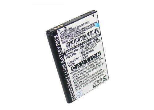 Battery2goバッテリーはサムスンWave II、Omnia Pro B710、サイドキック 4G、SCH-R930、I637、GT-i5801に適合。 B00K3XDAG0