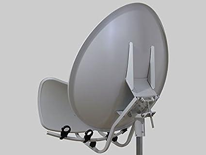 Wave Frontier TOROIDAL 90 satélite T90 antena blanco! ORIGINAL
