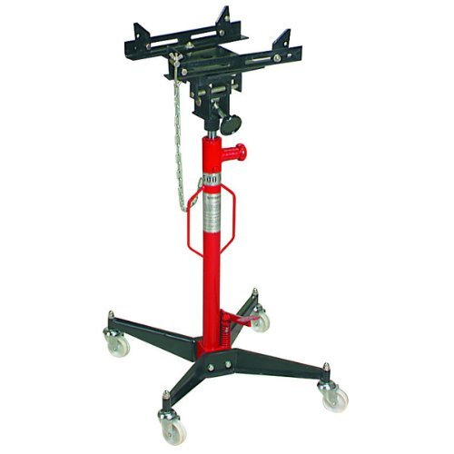 1100 Lb. High-lift Transmission Jack with Hands-free Foot ()
