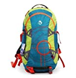 Outdoor couple section mountaineering bag Men and women 50L shoulder bag Sports travel travel backpack (green)