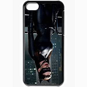 diy phone casePersonalized iphone 4/4s Cell phone Case/Cover Skin Catwoman Anne Hathaway Movies Tv Blackdiy phone case